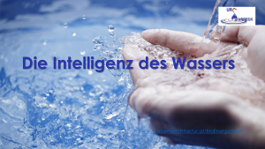 ila - integrale Lebensarchitektur | Intelligentes Wasser und Bewusst Sein , Urswasser