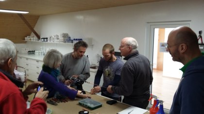 ila - Keshe Workshop bei Urs Surbeck in der Schweiz